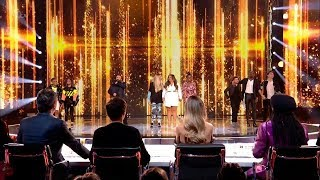 The X Factor UK 2018 The Results Live Shows Who Will Go Round 5 Full Clip S15E24