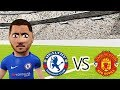 Download Chelsea vs Manchester United 1-0 | FA CUP FINAL (cartoon highlights) in Mp3, Mp4 and 3GP