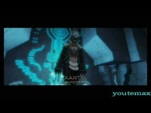 Zelda Twilight Princess : Combat Boss n°8 Xanto