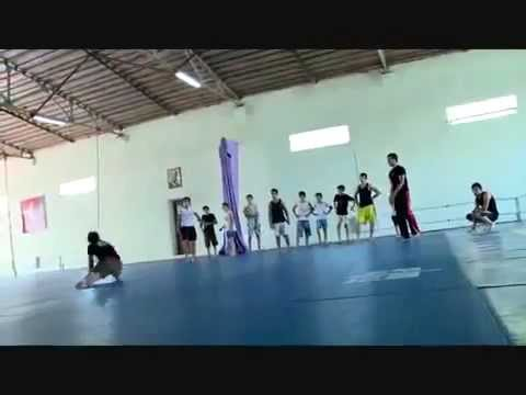 Azerbaijan TRICKING Sport Club in Yurd TV