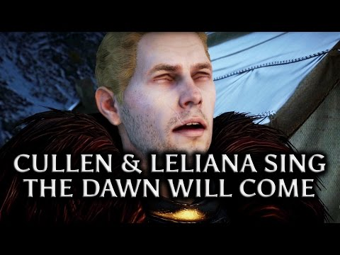 Misc Computer Games - Dragon Age Inquisition - The Dawn Will Come