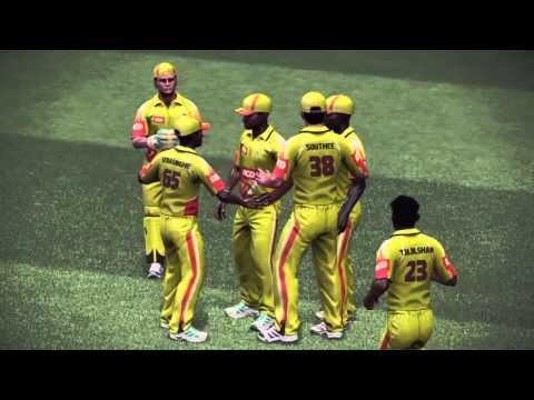 Don Bradman Cricket. Sri Lanka Premier League Highlights.