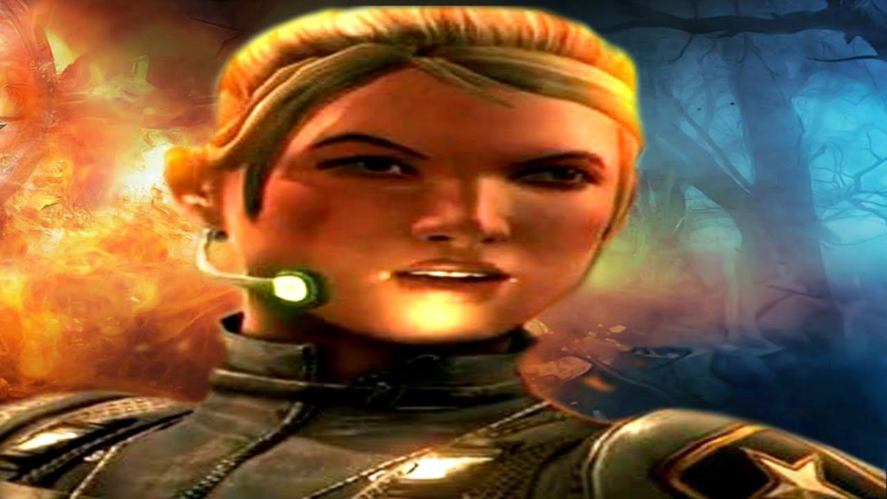 Mortal Kombat X - Cassie Cage Fatality   Bubble Head (PC