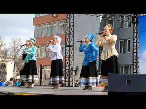 РУССКИЙ ТЕРЕМ - Отгремела гроза (2016.05.01)