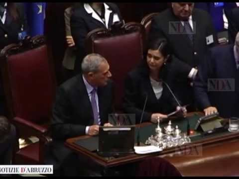 L'elezione di Giorgio Napolitano a Presidente della Repubblica. Il video racconto
