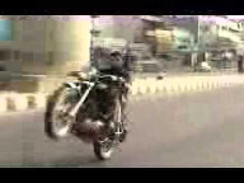 Real Bike Stunts video