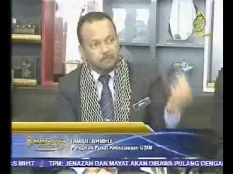Berita TV Alhijrah - Penganjuran Malam Puisi Gaza
