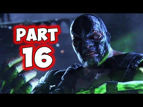Batman Arkham Origins - Part 16 - Bane - Gameplay Walkthrough HD