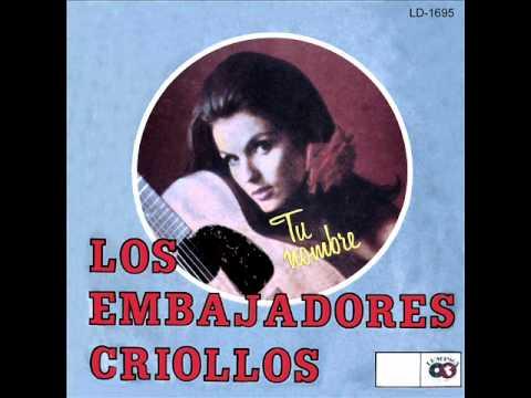 Los Embajadores Criollos - Alma Corazon Y Vida