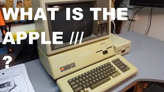 The Apple III: My mini review and repair