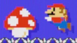 Super Mario Maker - 100 Mario Challenge #222 (Expert Difficulty)