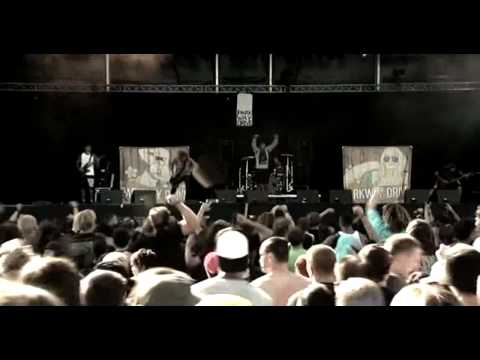 Parkway Drive - Dead Man's Chest (Live @ With Full Force, 2009)