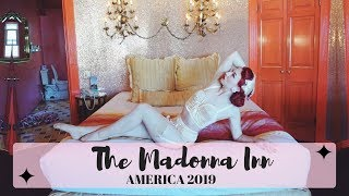 Miss Lady Lace's Madonna Inn Pinup Adventure America 2019!