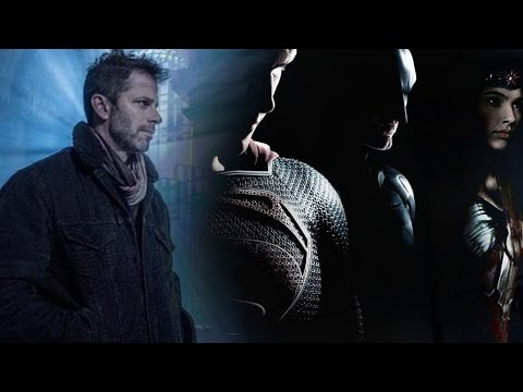 Zack Snyder's Role In The DC Cinematic Universe - AMC Movie News
