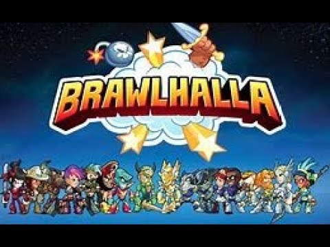 LIVE!!!! Road to 1000 subs Brawlhalla Cameplay!!!