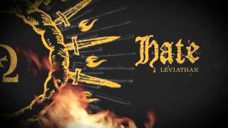 HATE - Leviathan (Lyric Video)