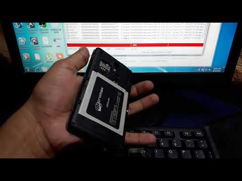 Qmobile A110 MT6572 Scatter File Tasted Download