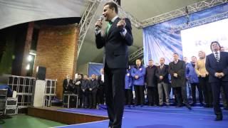 Miting de sustinere pentru Klaus Iohanis, la Timisoara