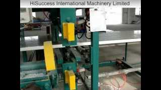 Sandwich panel machine, EPS/ Rock wool/ Z lock/ refrigeration panel/ pre-fabricated panel machine