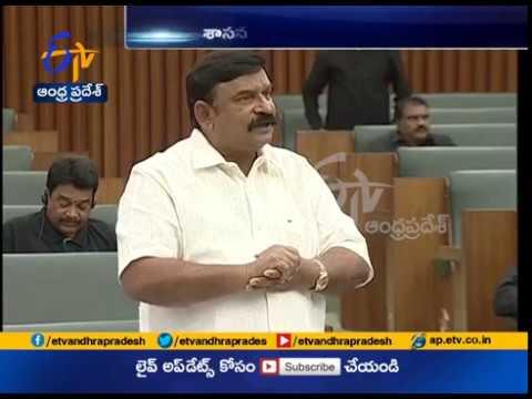 CM Chandrababu Questions to BJP's Vishnu Kumar Raju | at Assembly Sessions