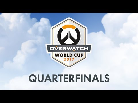 2017 Overwatch World Cup | BlizzCon | Quarterfinals – Canada vs Australia