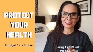 Foods you need to include in your diet to help protect your health || Q&A #17 || Bridget's Kitchen