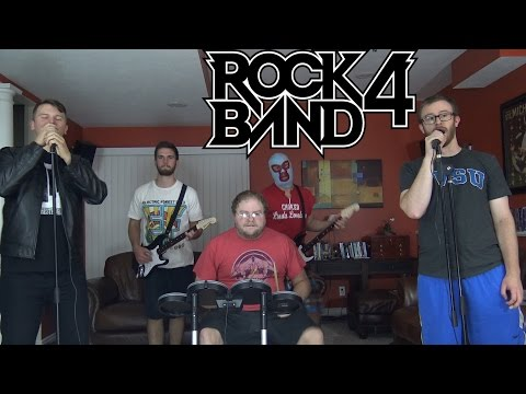UPTOWN FUNK YOU UP!!!| Rock Band 4 Music Video