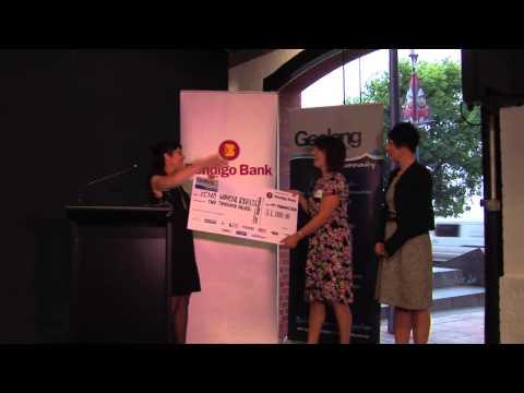 Geelong Region Bendigo Bank Women's Breakfast 2014