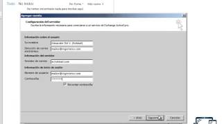 Como Configurar Hotmail En Outlook 2013 (2014)