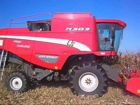 """Laverda M303 Prototype """"Swiss-Leveler"""" 2005"""