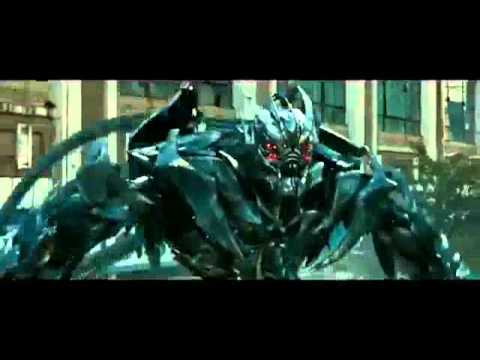 transformers dark of the moon music video: linkin park burn...