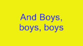 Watch Lady Gaga Boys Boys Boys video