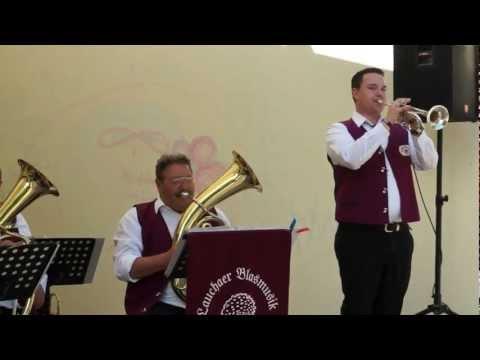 Das Steigerlied - Glück Auf Der Steiger Kommt - Lauchaer Musikanten - Brühler Garten Erfurt 2012 video