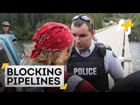 The Unist'ot'en Are Holding Their Ground Against Oil & Gas Pipelines