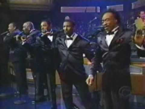 The Temptations - My Girl - The David Letterman Show video