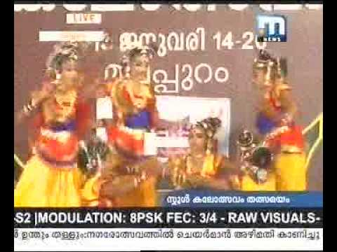 Kerala School Youth Festival 2013 Group Dance 5 video