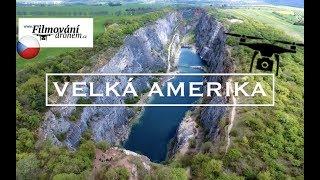Velká Amerika a Mexiko | dron DJI PHANTOM 4