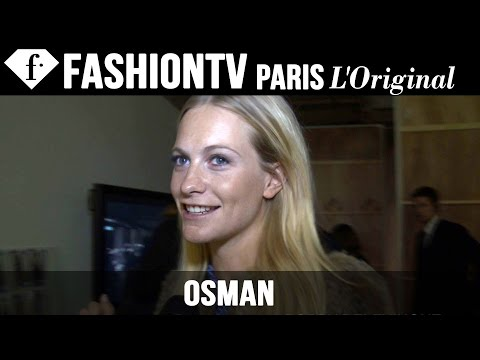 Olivia Palermo & Poppy Delevingne after the Osman Show | London Fashion Week Spring 2015 | FashionTV
