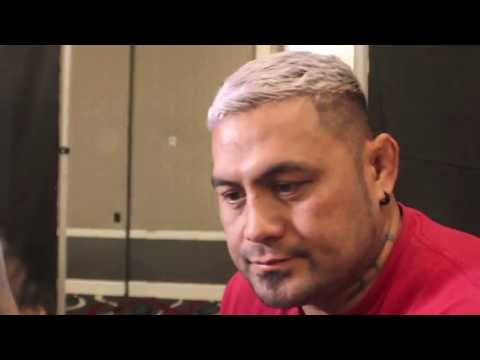 "UFC 160: Mark Hunt, ""I'll Make Them Respect Me"""