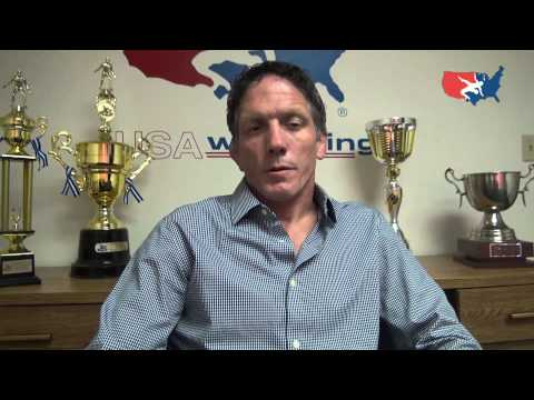 U.S. Women's Coach Terry Steiner after 2015 Pan American Championships