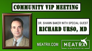 Dr Richard Urso - MeatRx