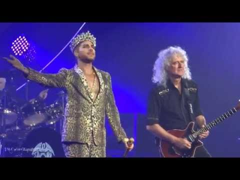 TALC HD - Queen + Adam Lambert - We Will Rock You & We Are The...