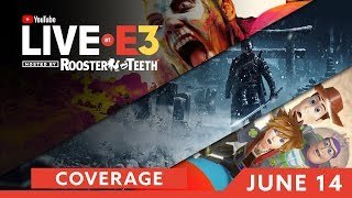E3 2018: DAY THREE Coverage feat. Ghost of Tsushima, Kingdom Hearts III & MORE!