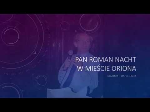 Pan Roman Nacht W Mieście Oriona Film 2 Z 3.
