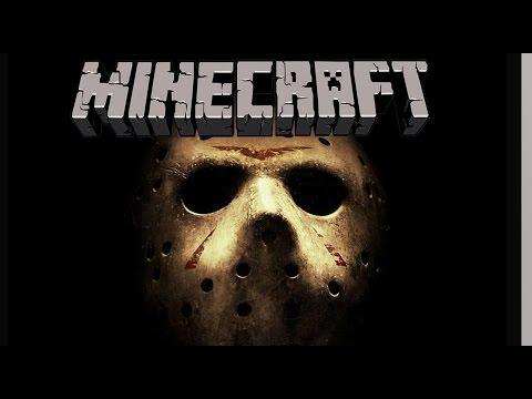 Minecraft -  Jason Voorhees - Halloween Special Part 2