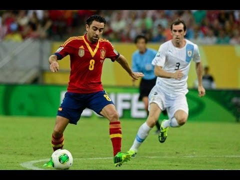 Xavi is listed (or ranked) 4 on the list The Top Soccer Players of 2012