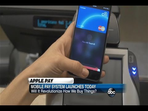 APPLE PAY: Mobile Pay System Launches Today