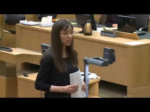 Jodi Arias Penalty Phase - Day 3 - Part 1 (Jodi Arias Allocution)
