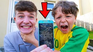 7 Ways to PRANK Your Little Brother!!