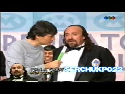 VideoMatch - Chistes Cacho Garay 2º Parte